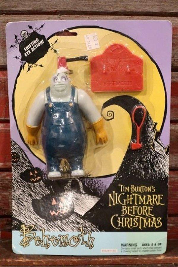 画像1: ct-210601-18 Nightmare Before Christmas / Hasbro 1993 Behemoth
