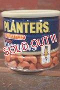 dp-210501-34 PLANTERS / MR.PEANUT 1980's Cocktail Peanut Can