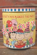 ct-210501-68 PEANUTS / CHEX 1990 Limited Tin Can