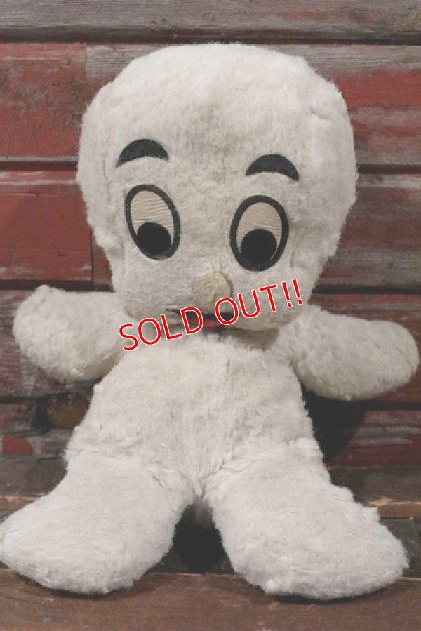 画像1: ct-210601-01 【SALE!!!】Casper / Commonwealth Toy 1950's-1960's Plush Doll