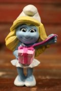 """ct-210501-100 Smurf / McDonald's 2013 Meal Toy """"Smurfette"""""""