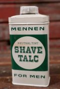dp-210501-38 SHAVE TALK / Vintage Tin Can