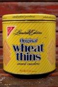 dp-210501-30 Nabisco Original Wheat Thins / Vintage Tin Can