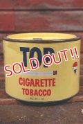 dp-210501-24 TOP CIGARETTE TOBBACO / Vintage Tin Can
