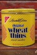 dp-210501-31 Nabisco Original Wheat Thins / Vintage Tin Can