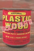 dp-210501-18 3 IN ONE PLASTIC WOOD / Vintage Tin Can