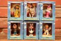 ct-210601-22 Disney Characters / Applause 1990's Stars of the Silver Screen PVC Figure Set
