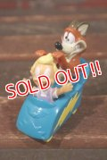 """ct-141001-34 Animaniacs / McDonald's 1994 Meal Toy """"Mindy and Buttons' Wild Ride"""""""