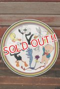 ct-210501-63 Looney Tunes / 1974 Serving Tin Tray