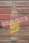 dp-210601-50 DAD'S Root Beer / 1960's 10 FL.OZ. Bottle (A)