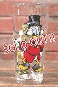 gs-210501-14 Scrooge McDuck / PEPSI 1978 Collector Series Glass
