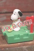 """ct-210501-59 Snoopy / McDonald's 1996 Meal Toy """"Golf"""""""