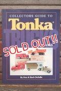 dp-210701-02 Collecors Guide to Tonka Trucks 1947-1963 / 1994 Book