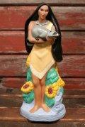 ct-150609-46 Pocahontas / 1990's Bubble Bath Bottle(ダメージ品)