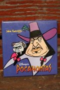 ct-201114-126 Pocahontas / 1990's Pinback (G)