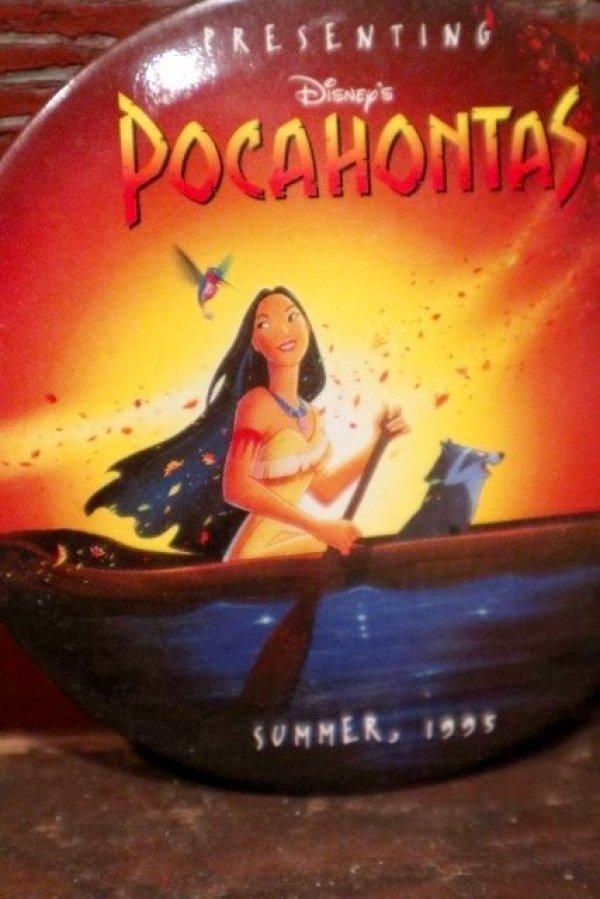 画像2: ct-201114-126 Pocahontas / 1990's Pinback (D)