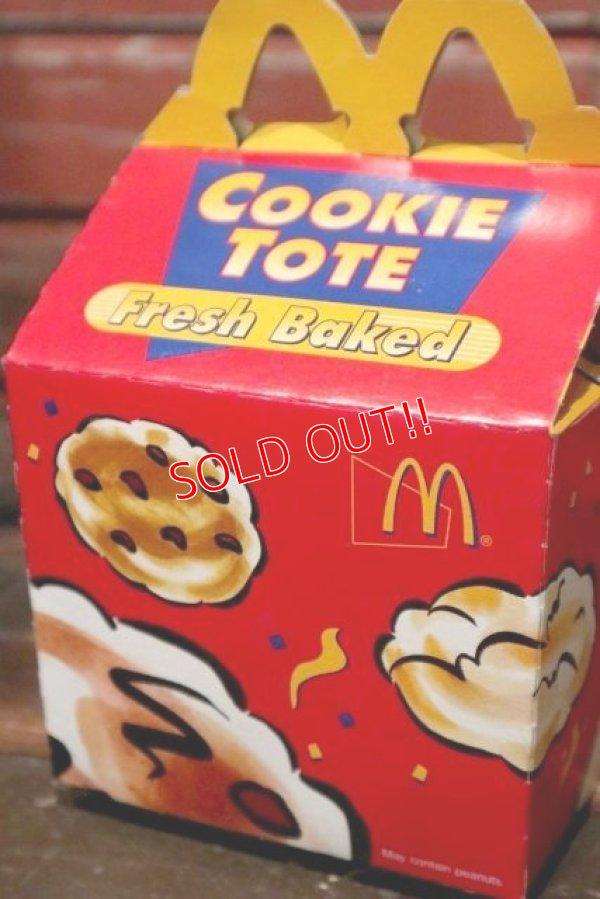 画像2: nt-210701-01 McDonald's / 1999 Fresh Baked Cookie Tote Box