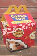 nt-210701-01 McDonald's / 1999 Fresh Baked Cookie Tote Box