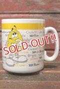 ct-210701-92 Mars / m&m's Yellow Big Mug