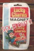 ct-210701-56 General Mills / Lucky the Leprechaun 1996 Magnet