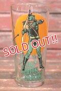 gs-190605-01 Green Arrow / PEPSI 1976 Collector Series Glass