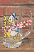 ct-210801-30 Donald Duck / 1990's Beer Mug