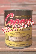 dp-210701-22 Copon for Corrosion Control / Vintage Tin Can