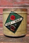dp-210701-28 LUCKY STRIKE HALF AND HALF / 1940's-1950's Tin can