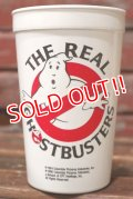 ct-210801-79 The Real Ghostbusters / 1986 Plastic Cup