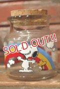 ct-210801-82 Snoopy / 1970's-1980's Candy Pot Jar