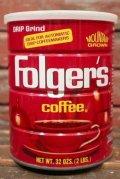 dp-210801-23 Folger's Coffee / 32 OZS.(2LBS.) Tin Can