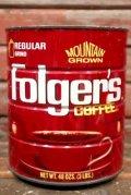 dp-210801-25 Folger's Coffee / 48 OZS.(3LBS.) Tin Can
