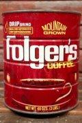 dp-210801-24 Folger's Coffee / 48 OZS.(3LBS.) Tin Can