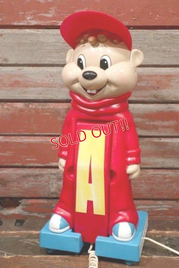 画像1: ct-210901-07 Alvin & The Chipmunks / 1980's Phone