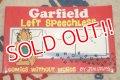"""ct-210501-94 Garfield / 2012 Comic """"Garfield Left Speechless"""""""