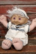 ct-210801-03 Trolls / 1980's Sailor Doll