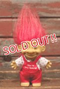"""ct-210701-58 Trolls / RUSS """"You're Very Special"""" Doll"""