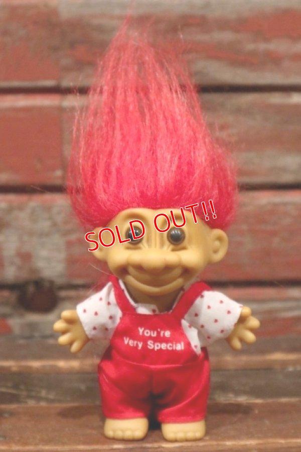 """画像1: ct-210701-58 Trolls / RUSS """"You're Very Special"""" Doll"""