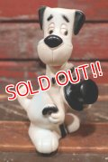 ct-210901-39 Huckleberry Hound / DELL 1960's Rubber Doll