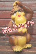 ct-210901-77 Bankers Systems / 1970's Monkey Coin Bank