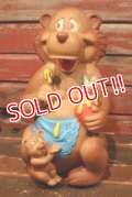 ct-210901-76 Bankers Systems / 1970's Bear Coin Bank