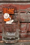 ct-210901-70 ZiGGY / 1970's Big Beer Mug