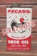 dp-210901-56 PECARD / 1960's Shoe Oil Can