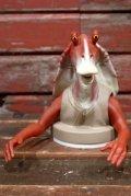 """ct-210901-81 STAR WARS EPISODE I / KFC・Taco Bell 1999 Novelty Cup """"Jar Jar"""""""