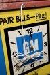 画像15: dp-210901-31 GM (GENERAL MOTORS) / Vintage W-Side Clock