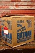ct-210601-14 BATMAN / Topps 1989 Trading Card 2nd Series (24pc Box)