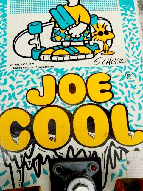 ffe5a35efb ct-170601-08 Joe Cool   1970 s Skateboard